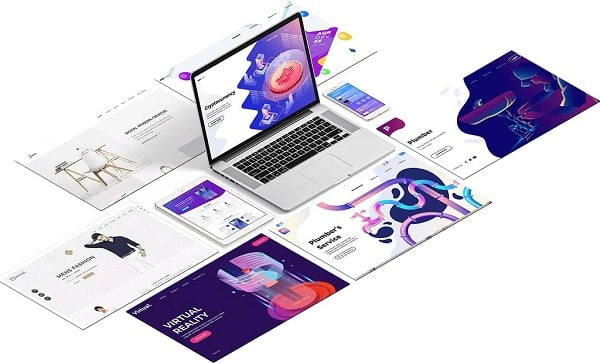 Web Design - Creare site prezentare, blog, magazin online
